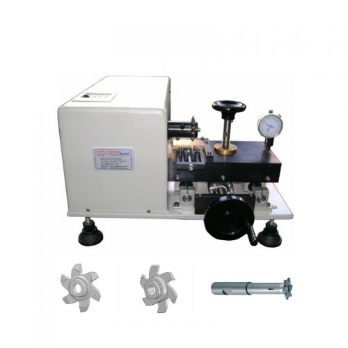 U&V NOTCH CUTTER machine